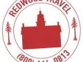 Redwood Travel Logo