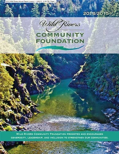2015 Wild Rivers Annual Report Booklet