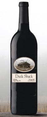 Photograph for 2007 Duck Shack Wine Bottle.jpg